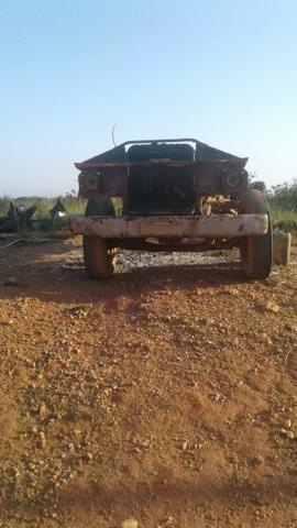 Vendo Chassi Chevrolet Ano 82 Basculante - Foto 3
