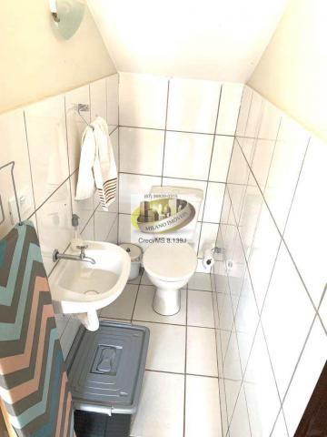 Casa à venda com 2 dormitórios em Jardim alvorada, Três lagoas cod:409 - Foto 7