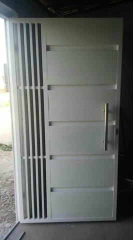 CLEO METAL METALURGICA Fabricamos portas , portões etc - Foto 6