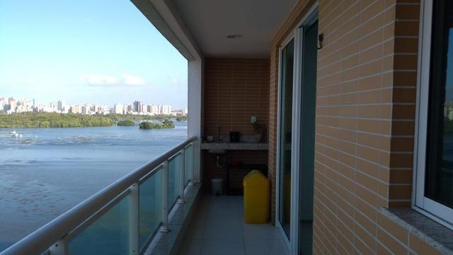 Apartamento Mobiliado na Ponta d?Areia- Vista Mar - Foto 2