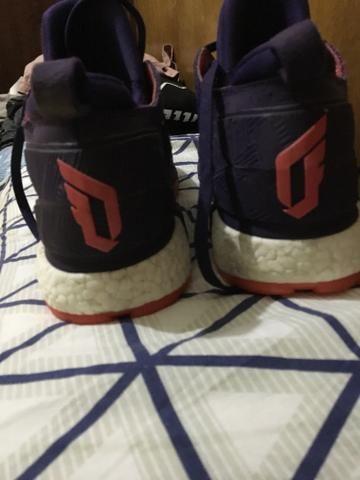 Adidas D Rose novo original edição limitada - Foto 4