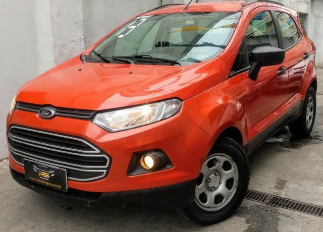 Ford Ecosport SE 1.6 2012/2013 Flex+GNV 4p Manual - Foto 3