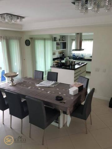 Casa com 5 dormitórios para alugar por r$ 12.000/mês - praia do estaleiro - balneário camb - Foto 6