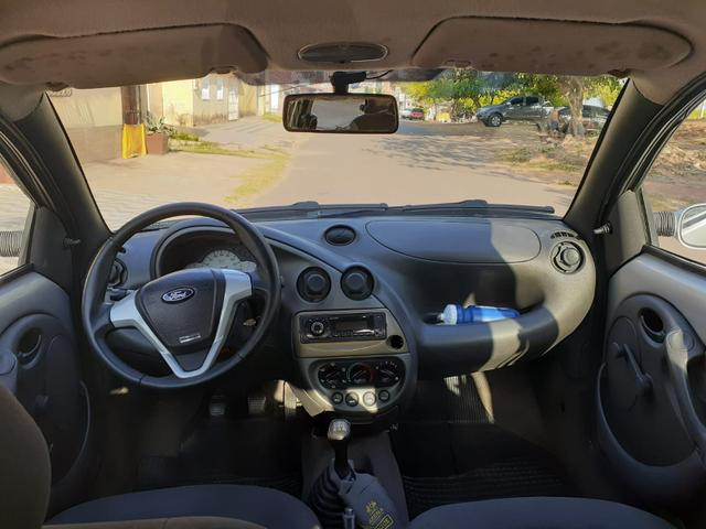 Ford Ka 2005 com ar só no ponto de transferir - Foto 6