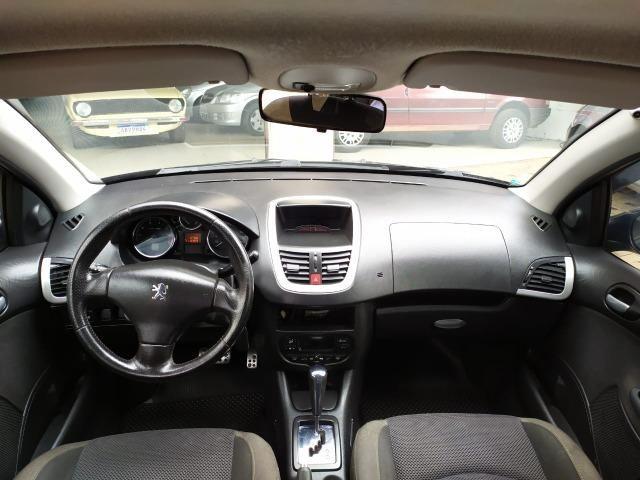 Peugeot 207 passion automático 2010 completo - Foto 4