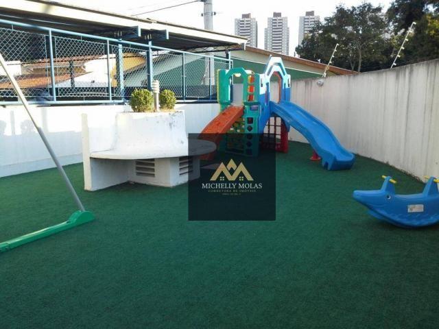 Apartamento com 3 dormitórios à venda, 90 m² por r$ 415.000 - jardim del rey - são josé do - Foto 9