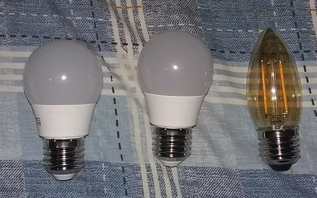 Lâmapa led vintage e lâmpada led bulbo g light objetos de