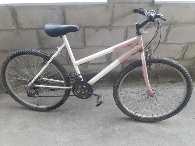 Vendo bicicleta usada mais bem Boa