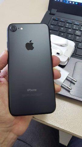 Iphone 7 32gb desbloqueado preto