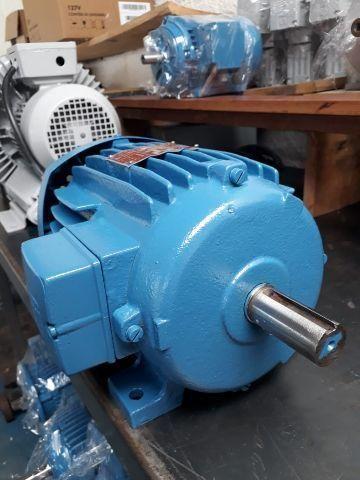 Motor elétrico trifásico 3 cv rpm 1750