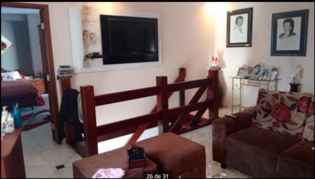 Sobrado residencial à venda, capão raso, curitiba - so0471. - Foto 11