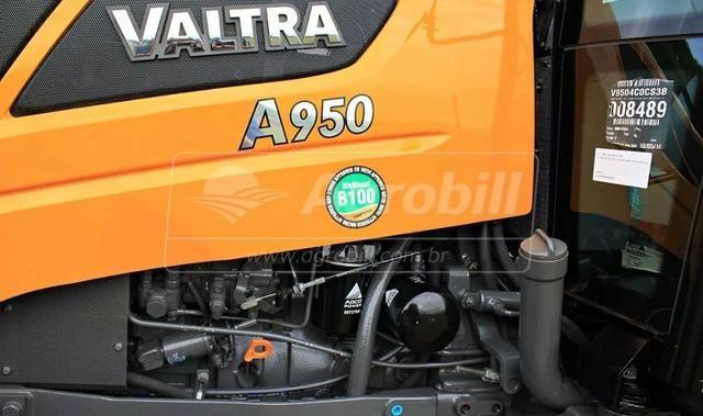 Trator valtra modelo a950, 2016 cabinado com ar