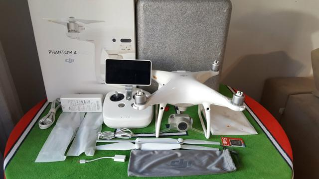 Drone Phantom 4 Pro Plus Exelente Anatel