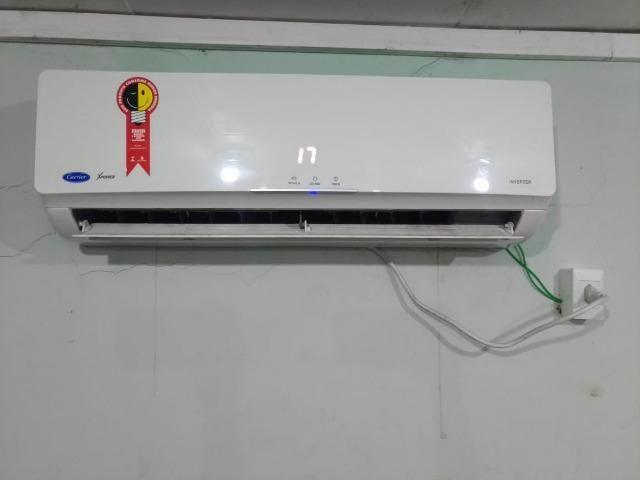 Ar Condicionado Carrier - 12.000 BTU - Inverter (Leia a Descrição)