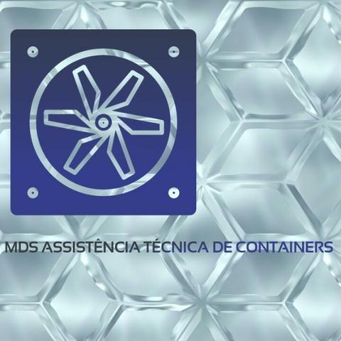 Manutenção de containers