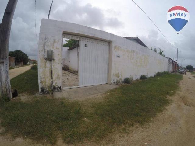 Casa com 2 dormitórios à venda, 77 m² por r$ 75.000 - carlotas - paracuru/ce - Foto 7