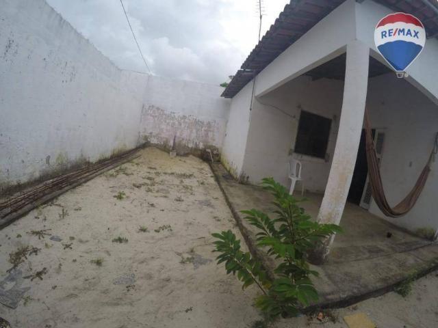 Casa com 2 dormitórios à venda, 77 m² por r$ 75.000 - carlotas - paracuru/ce