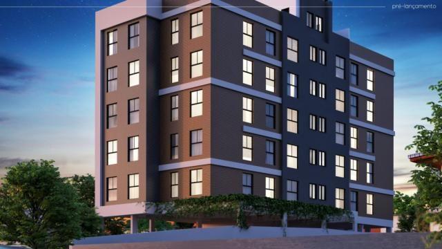 Apartamento à venda com 3 dormitórios em Bom jesus, Sao jose dos pinhais cod:90010.044