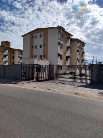 Apartamento com 2 dormitórios à venda por R$ 90.000 - Planalto - Natal/RN