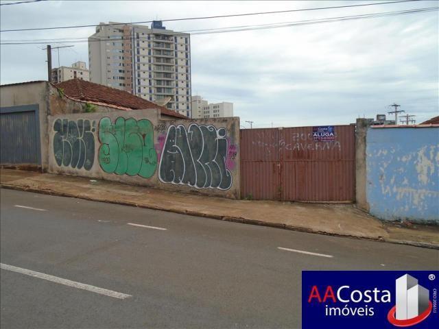 Loteamento/condomínio para alugar em Jardim consolacao, Franca cod:I07732