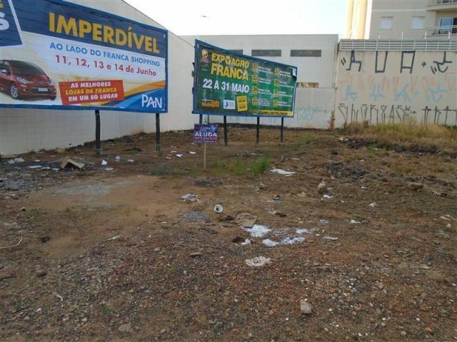 Loteamento/condomínio para alugar em Santo agostinho, Franca cod:I06970 - Foto 2