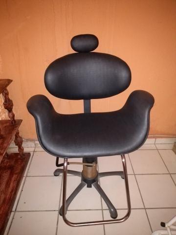 Cadeira hidráulica para cabeleireiro - Foto 3