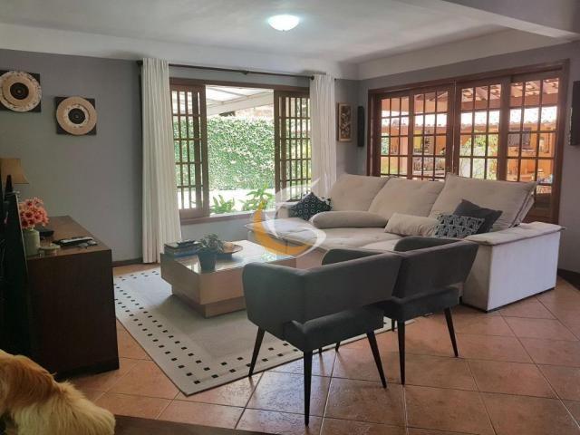 Casa com 4 dormitórios à venda, 500 m² por R$ 1.580.000 - Quarteirão Brasileiro - Petrópol - Foto 3