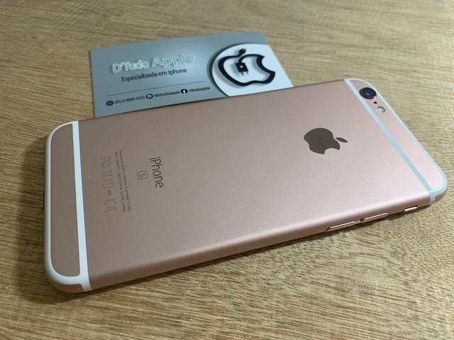 Iphone 6s 64gb sem detalhe, 6xR$225 no cartão - Foto 2