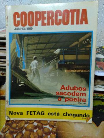 Revista coopercotia 1972 raríssimas - Foto 4