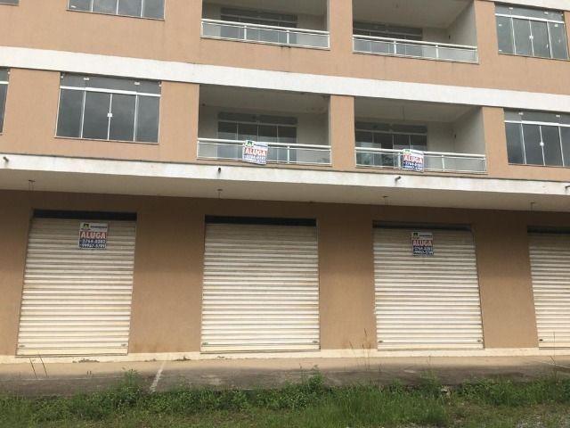 Apartamentos e lojas para locação - Foto 2