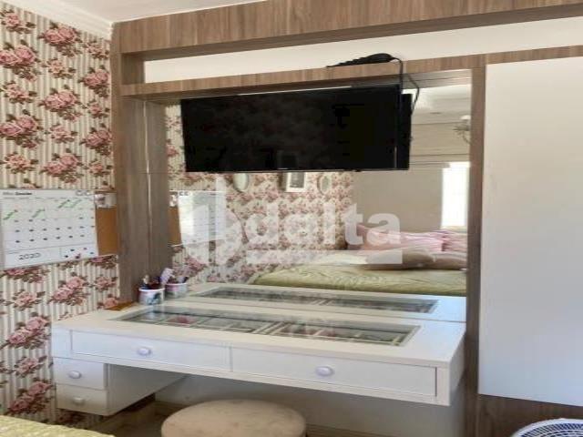 Casa de condomínio à venda com 3 dormitórios em Gávea, Uberlândia cod:33993 - Foto 3