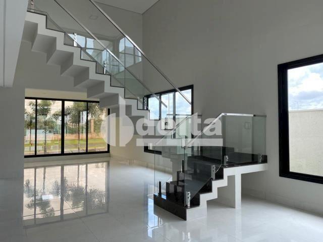 Casa de condomínio à venda com 3 dormitórios em Gávea, Uberlândia cod:33984 - Foto 7