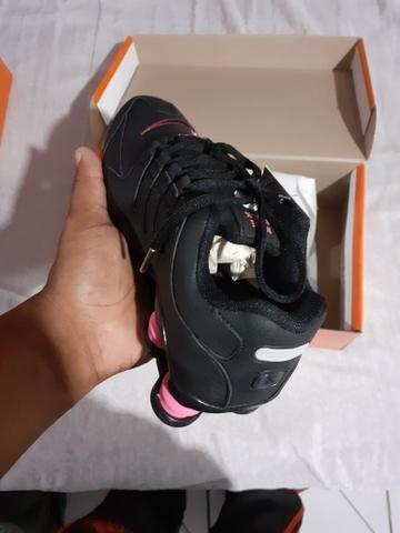Tênis Nike shox NZ - Foto 2
