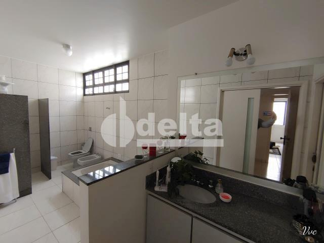 Casa à venda com 3 dormitórios em Jardim karaíba, Uberlândia cod:33979 - Foto 20