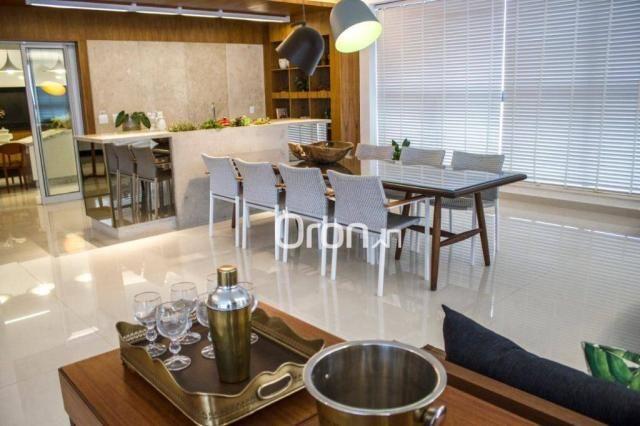 Apartamento com 5 dormitórios à venda, 488 m² por R$ 3.300.000,00 - Setor Nova Suiça - Goi - Foto 14