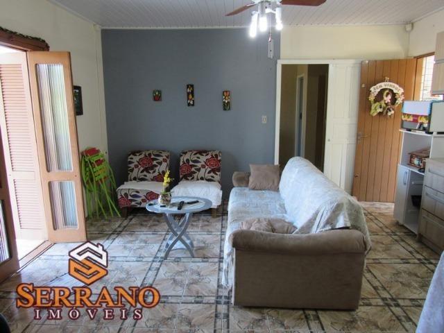 C223 Residência em alvenaria, com suíte - Foto 6