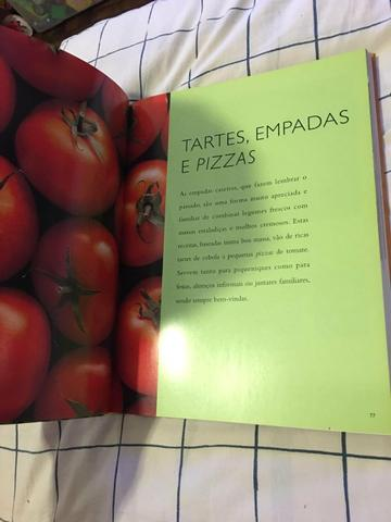 O Livro Essencial da Cozinha Vegetariana - Foto 2