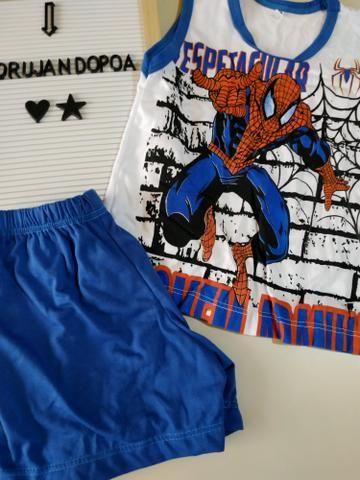 Pijamas personagens - Foto 5