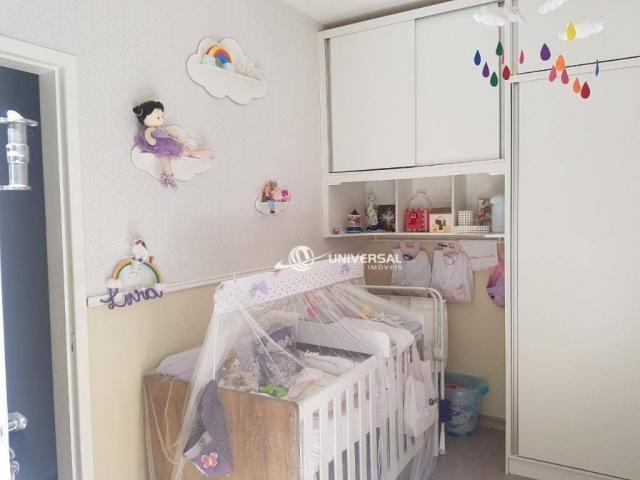 Apartamento Garden com 3 dormitórios à venda, 80 m² por R$ 234.000,00 - Bairu - Juiz de Fo - Foto 16
