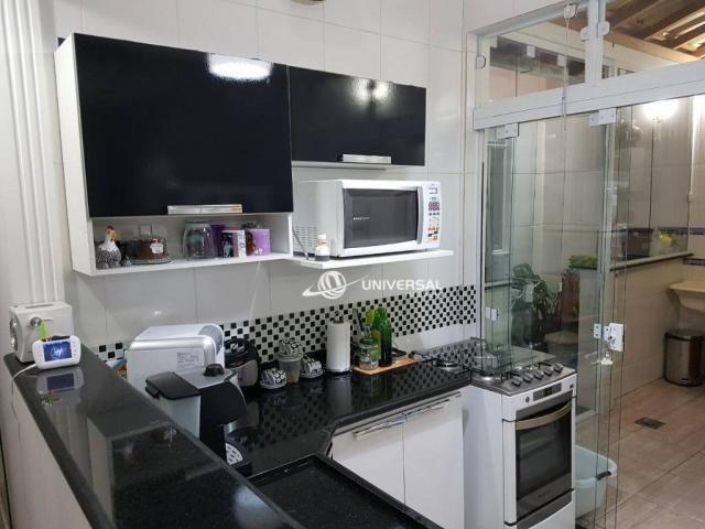 Apartamento Garden com 3 dormitórios à venda, 80 m² por R$ 234.000,00 - Bairu - Juiz de Fo - Foto 8