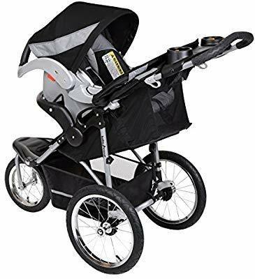 Carrinho de bebê Travel System com bebê conforto Importado Novo - Foto 3