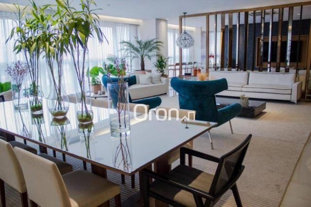Apartamento com 5 dormitórios à venda, 488 m² por R$ 3.300.000,00 - Setor Nova Suiça - Goi - Foto 15
