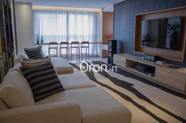 Apartamento com 5 dormitórios à venda, 488 m² por R$ 3.300.000,00 - Setor Nova Suiça - Goi - Foto 13