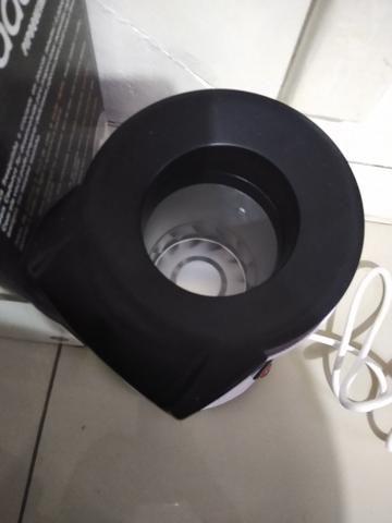 Pipoqueira sem óleo Cadence 110v - Foto 3