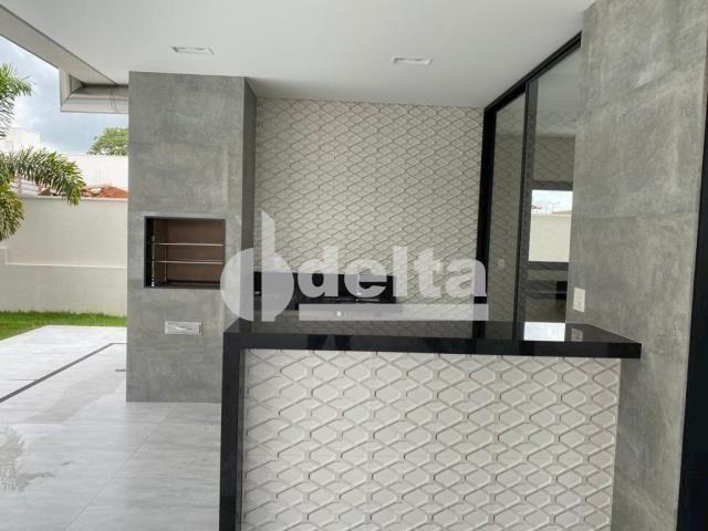 Casa de condomínio à venda com 3 dormitórios em Gávea, Uberlândia cod:33984 - Foto 4