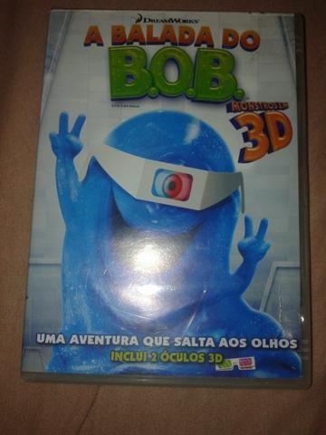 DVD a balada do Bob 3d - Foto 3