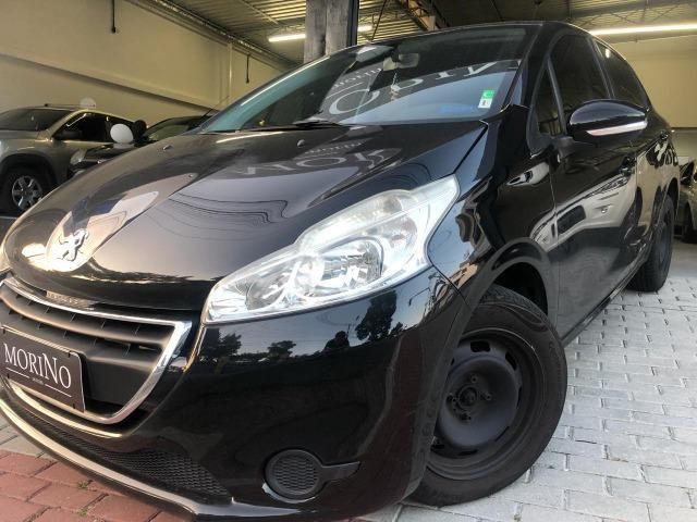Peugeot 208 active 1.5 - completo - financiamento até sem entrada - *