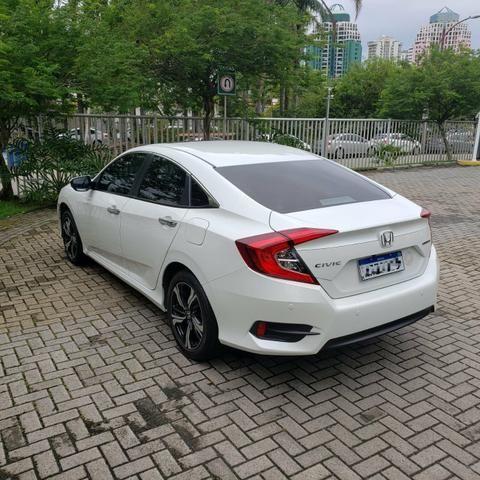 Honda Civic Touring / Top de linha / Impecável/ 27.000kms - Foto 4