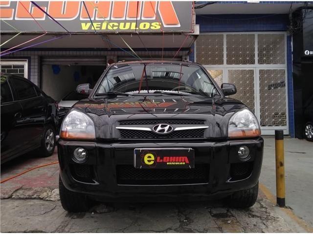 Hyundai Tucson 2.0 mpfi gls 16v 143cv 2wd gasolina 4p automático - Foto 2