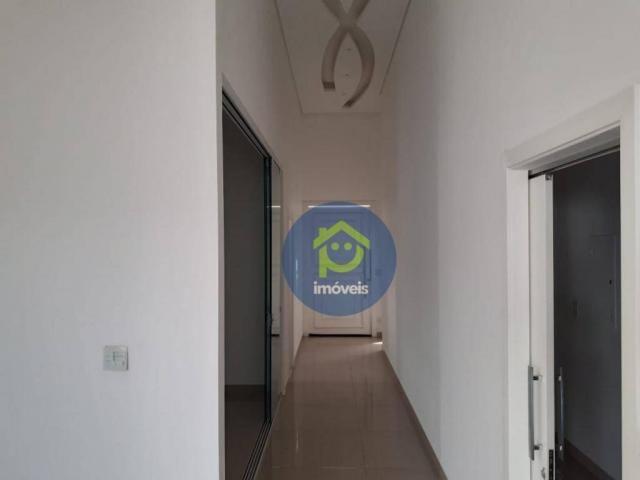 Casa com 3 dormitórios para alugar, 230 m² por R$ 4.400,00/mês - Parque Residencial Damha  - Foto 16